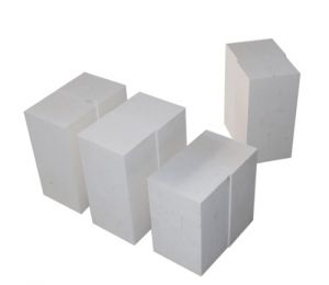 E-Fused AZS refractory Block for glass continuous melting tank